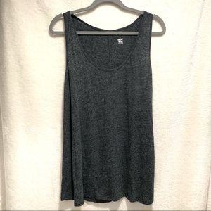 Mossimo Scoop Neck Flowy Tank Top